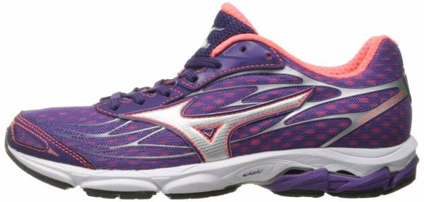 Mizuno Wave Catalyst woman pansy/diva pink/silver