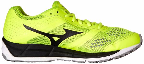 Mizuno Synchro MX men yellow / black