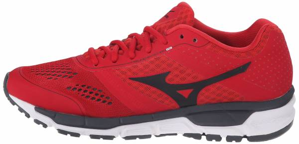 Mizuno Synchro MX men chinese red/black