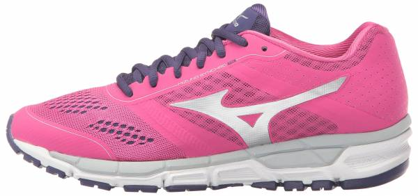 Mizuno Synchro MX woman fuchsia purple-mulberry purple