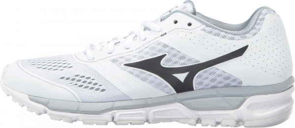 Mizuno Synchro MX woman white-black-quarry