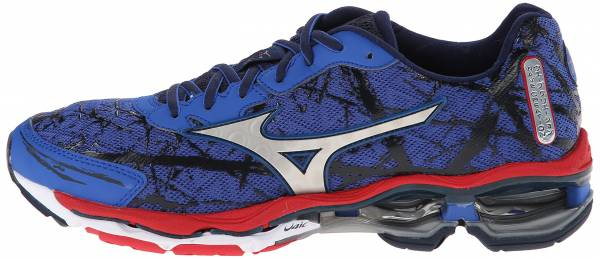 the latest b1400 e4972 Mizuno Wave Creation 16 Turkish Sea Silver