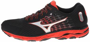 Mizuno Wave Inspire 11 - Black/Orange.com (410635907G)