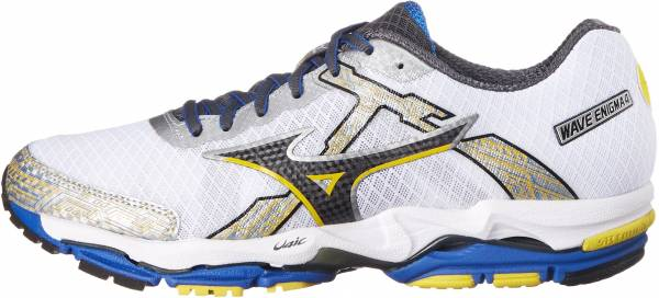 Mizuno Wave Enigma 4 White/Black