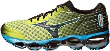 Mizuno Wave Prophecy 4 - Lime Punch/Dude Blue/Black (4106504I4Y)