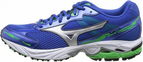 Mizuno Wave Legend 2 - Turkishsea Silver Classicgreen