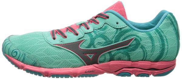 Mizuno Wave Hitogami 2 Florida Keys/Turbulence