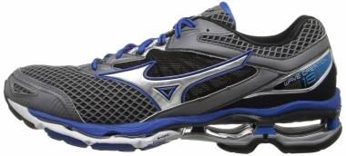 Mizuno Wave Creation 18 - Steel Gray Skydiver Silver