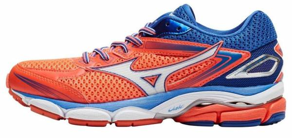 Mizuno Wave Ultima 8 woman pink (fiery coral/white/dazzling blue)
