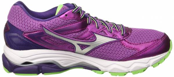 Mizuno Wave Ultima 8 woman purple (rosebud/silver/mulberrypurple)