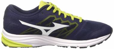 Mizuno Synchro MD - Multicolor Peacoat White Sulphurspring (J1GE171808)