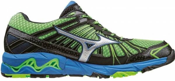 Mizuno Wave Mujin 3 GTX - Green