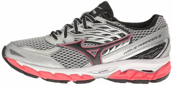 Mizuno Wave Paradox 3 woman grey-pink