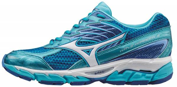 Mizuno Wave Paradox 3 woman blue/white
