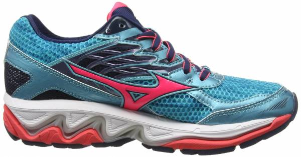 Mizuno Wave Paradox 3 woman blue