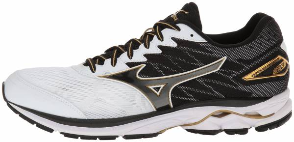 Mizuno Wave Rider 20 Black