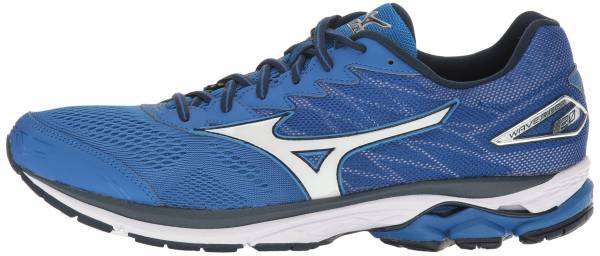 Mizuno Wave Rider 20 men blue / white