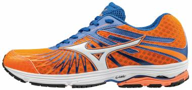 Mizuno Wave Sayonara 4 - Orange Clownfish White Nautical Blue (J1GC163015)