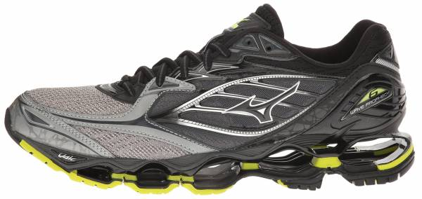 low priced 87f8b 11488 Mizuno Wave Prophecy 6 Black