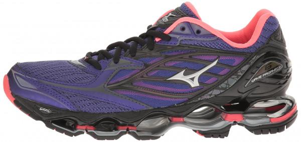 huge discount f4603 4d9e0 Buy mizuno wave prophecy 6 purple   OFF49% Discounts