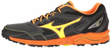 Mizuno Wave Daichi 2 Orange Men