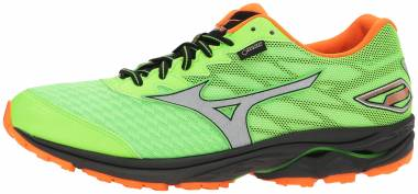 Mizuno Wave Rider 20 GTX Green Men
