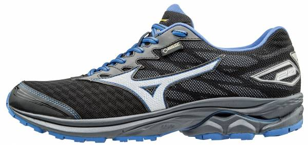 mens mizuno running shoes size 9.5 gtx