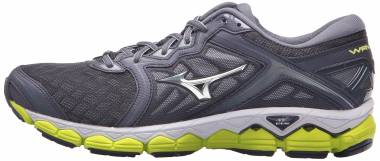 Mizuno Wave Sky Gray Stone - Silver Men