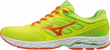 Mizuno Wave Shadow Green Men