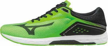 Mizuno Wave Sonic - Verde (Neon Green/Black/White)