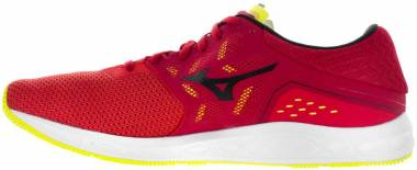 Mizuno Wave Sonic - Grenadine Black Safety Yellow