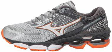 Mizuno Wave Creation 19 - Silver/Diamond (4109447373)
