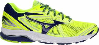 Mizuno Wave Prodigy - Multicolore Safetyyellow Bluedepths Silver (J1GC171017)