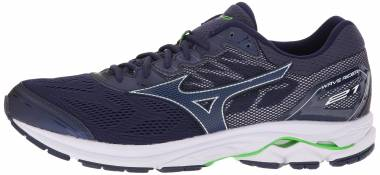 Mizuno Wave Rider 21 Blue Men