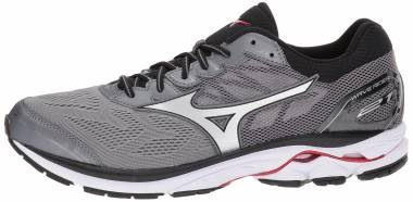 Mizuno Wave Rider 21 - Quiet Shade Silver