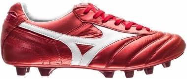 Mizuno Morelia II Made in Japan - Rosso (P1GA181162)