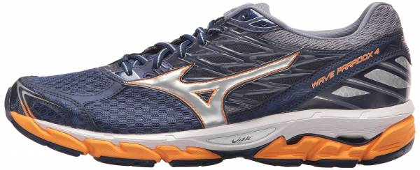mizuno wave paradox 4 yellow