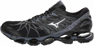 Mizuno Wave Prophecy 7 Black/Silver Men