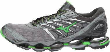 Mizuno Wave Prophecy 7 Monument/Green Slime Men