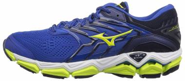 Mizuno Wave Horizon 2 Surf The Web/Lime Punch Men