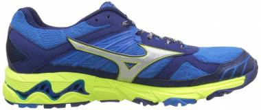 Mizuno Wave Mujin 4 VERDE Men