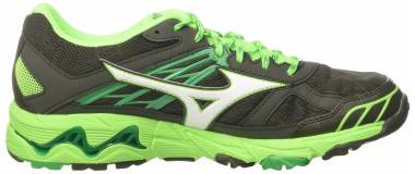 Mizuno Wave Mujin 4 - Green