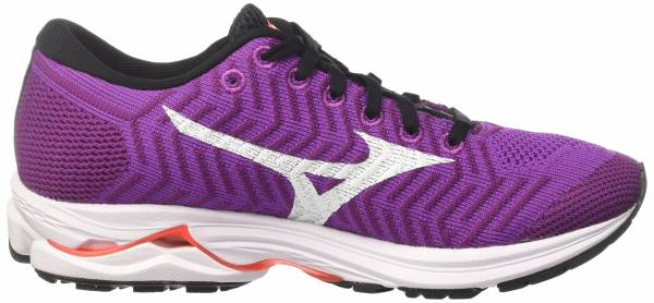 Mizuno WaveKnit R1 Purple