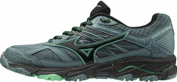 Mizuno Wave Mujin 5 - Green