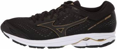 mizuno wave rider 17 black gold