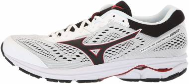 Mizuno Wave Rider 22 - White Red