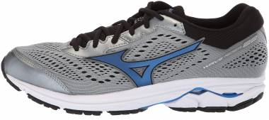 Mizuno Wave Rider 22 - Monument/Black (4109919B90)