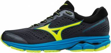 Mizuno Wave Rider 22 - Multicolour O Blue Syellow Blue 001 (J1GC183145)