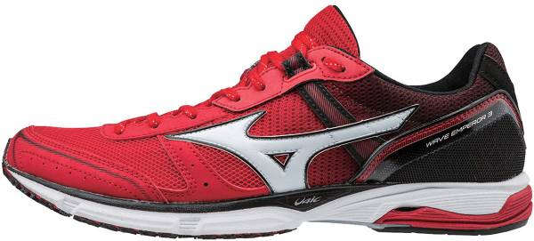 buy online c6ede eb188 Mizuno Wave Emperor 3 Chinese Red   White