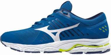 Mizuno Wave Stream - Blue Classicblue White Safetyyellow 01 (J1GC181901)